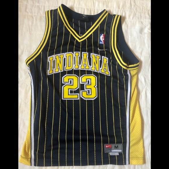 outlet store 84239 61f0f Nike kids Indiana Pacers Ron artest jersey